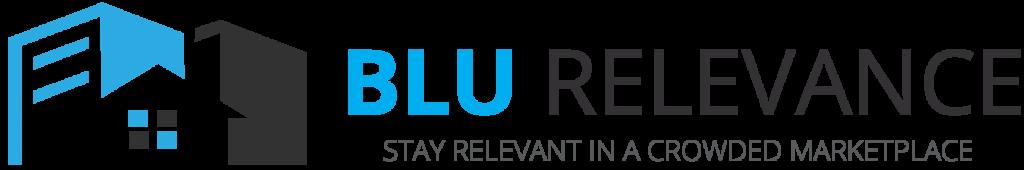 Bluerelevane logo